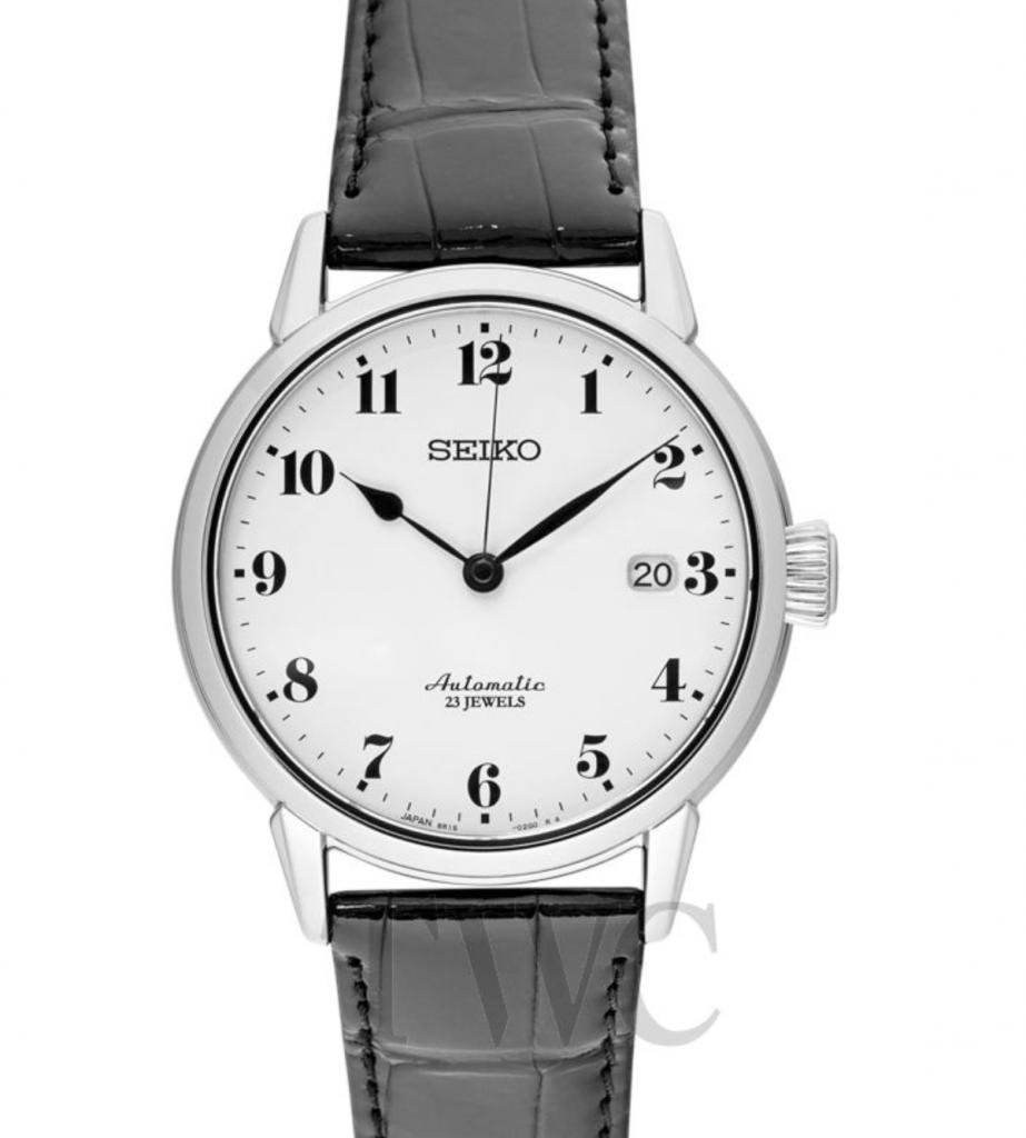Seiko Presage SARX027, Seiko Presage Dress Watches, Japanese Watch, Luxury Watch, Leather Watch