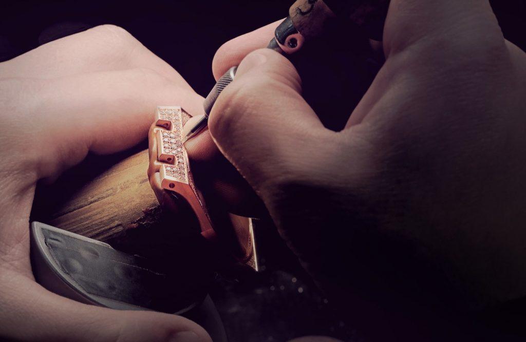 The Making of Audemars Piguet Royal Oak / Photo from Audemars Piguet