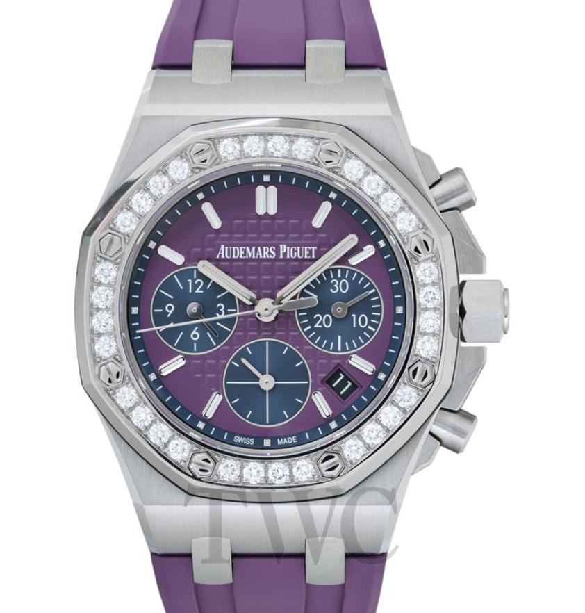 Audemars Piguet Royal Oak Offshore Chronograph, Best Chronograph Watches for Women