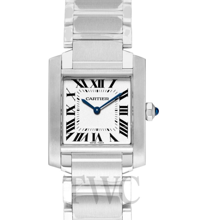 Cartier Tank Francaise, Best Square Watches for Women