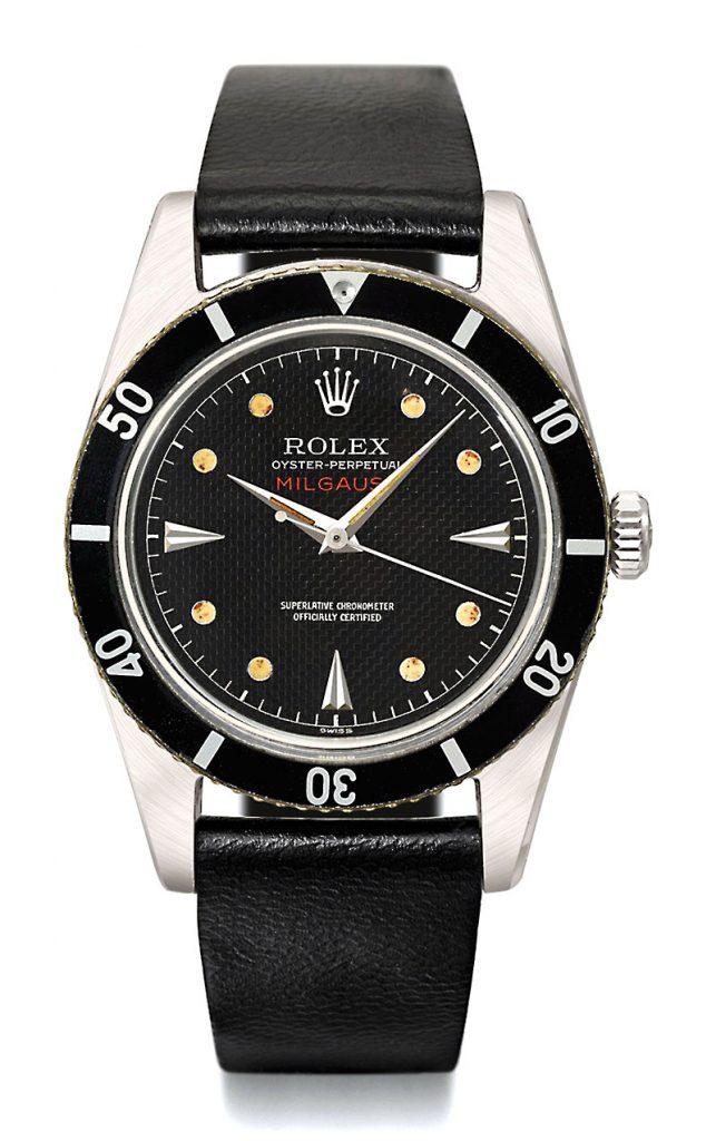 Rolex Milgauss Ref. 6543, Rolex Milgauss