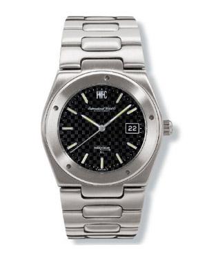 IWC Ingenieur, Genta watch, steel watch