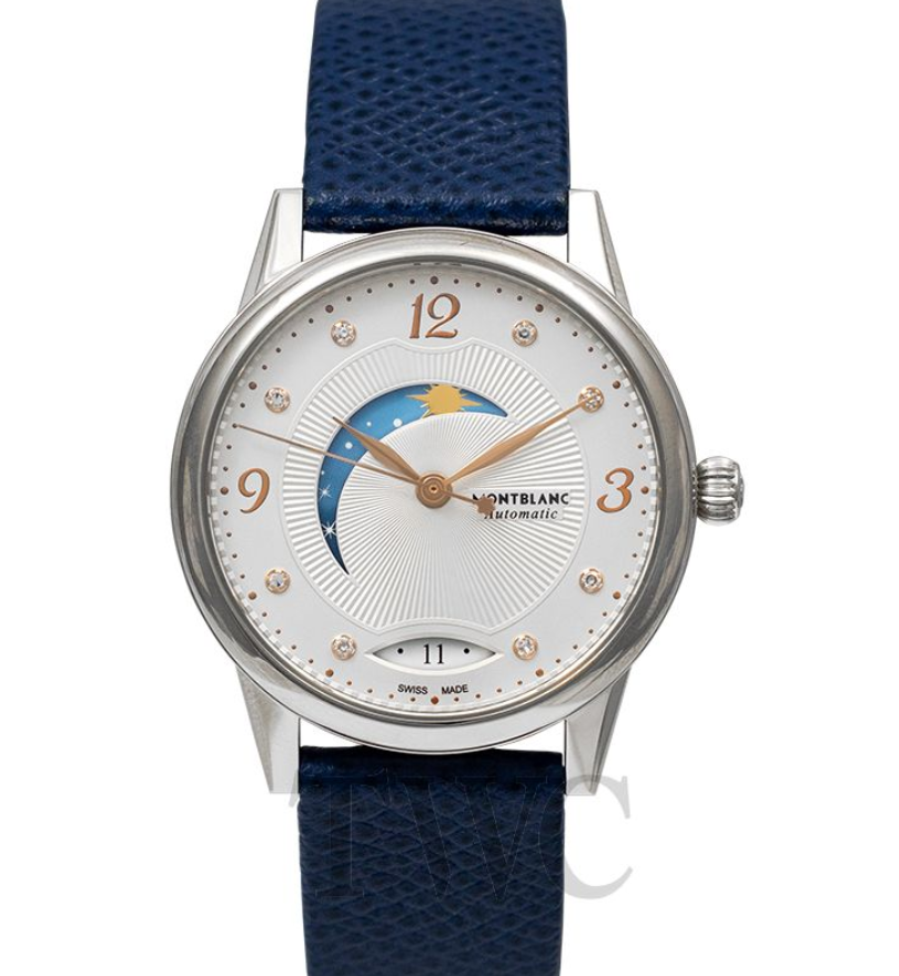 Montblanc Bohème Day & Night, Best Moonphase Watches for Women