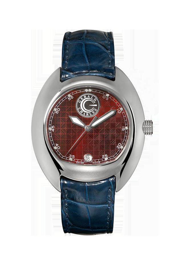 Gerald Charles watch, Wristwatch