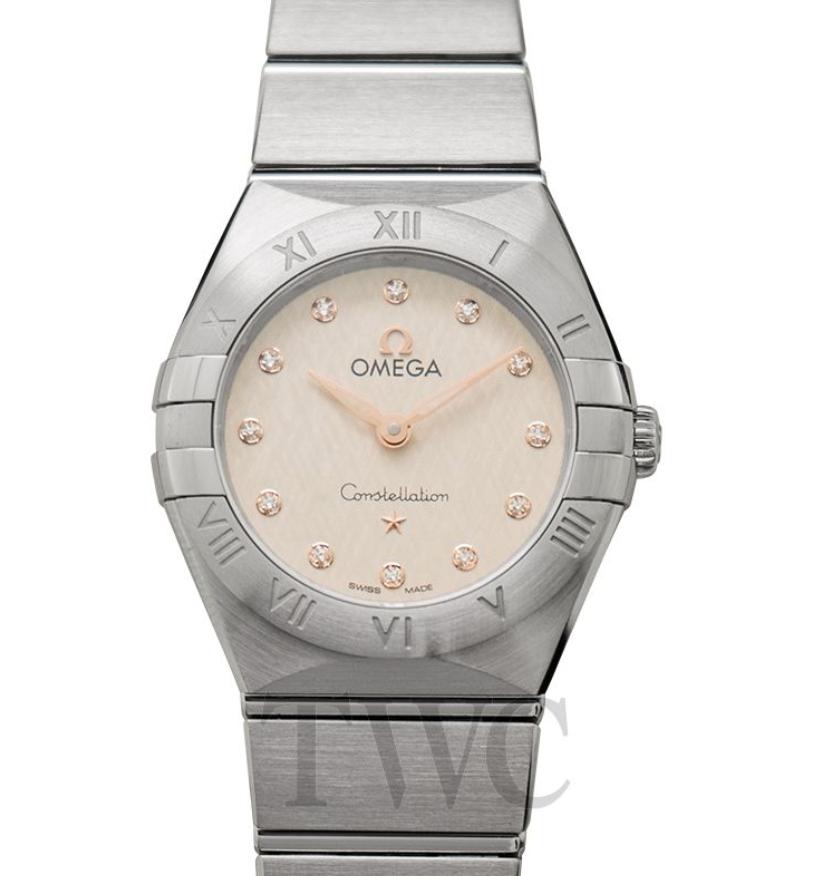 Omega Constellation Manhattan, Best Stainless Steel Watch for Women