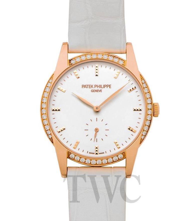 Patek Philippe Calatrava Timeless White, Best White Watches for Women
