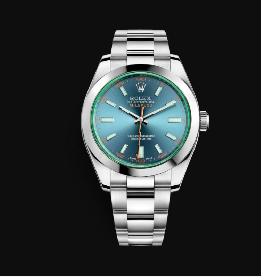 Rolex Milgauss Z Blue