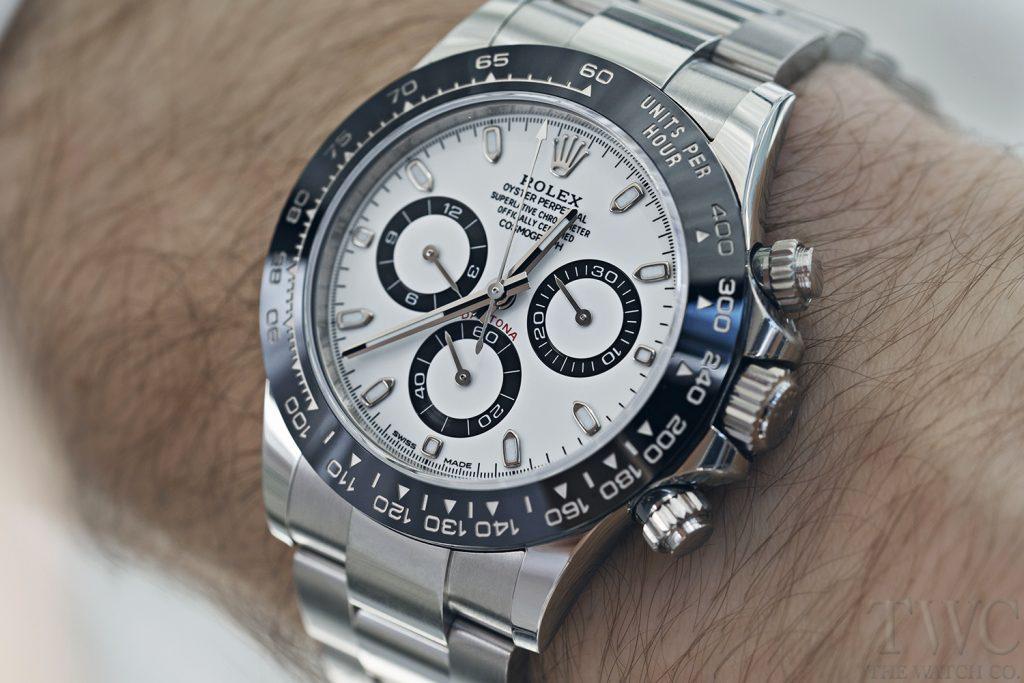 Rolex Cosmograph Daytona, Luxury Watch, Swiss Watch, Black Watch Dial