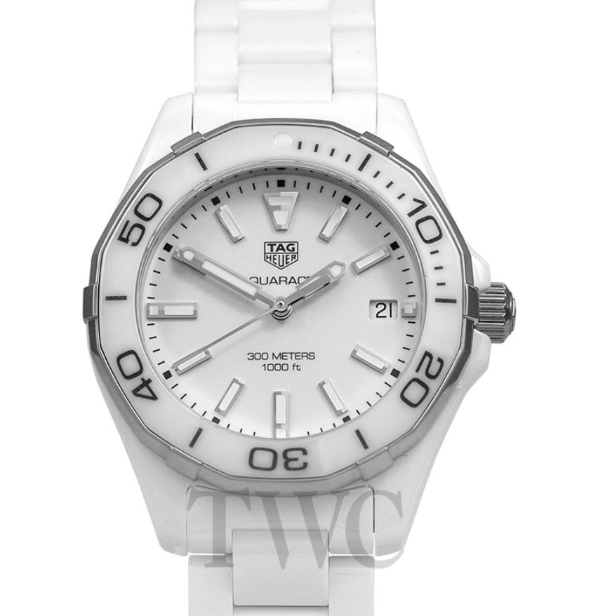 TAG Heuer Aquaracer, Best Sporty Watches for Women, Sporty Watch for Ladies