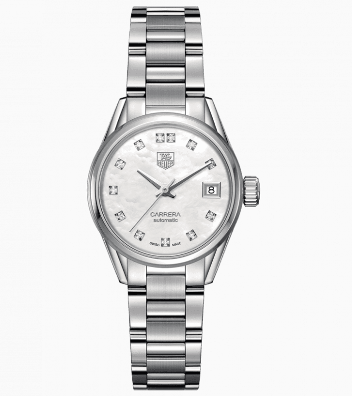TAG Heuer Carrera Calibre 9, Automatic Watches for Women, Ladies' Automatic Watch