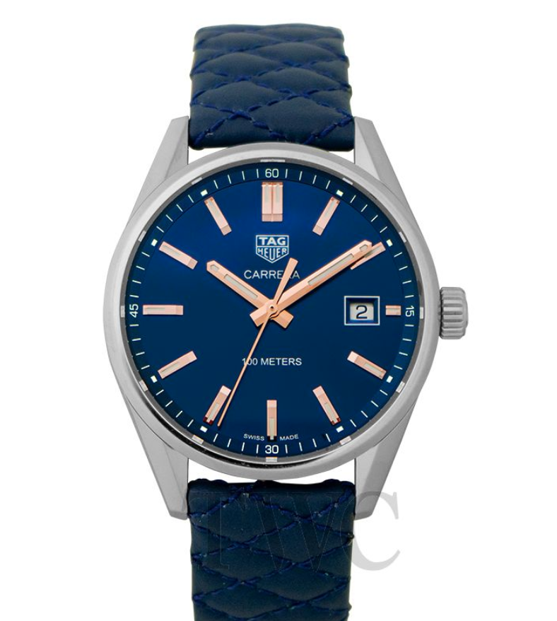 TAG Heuer Carrera, Best Blue Watches for Women