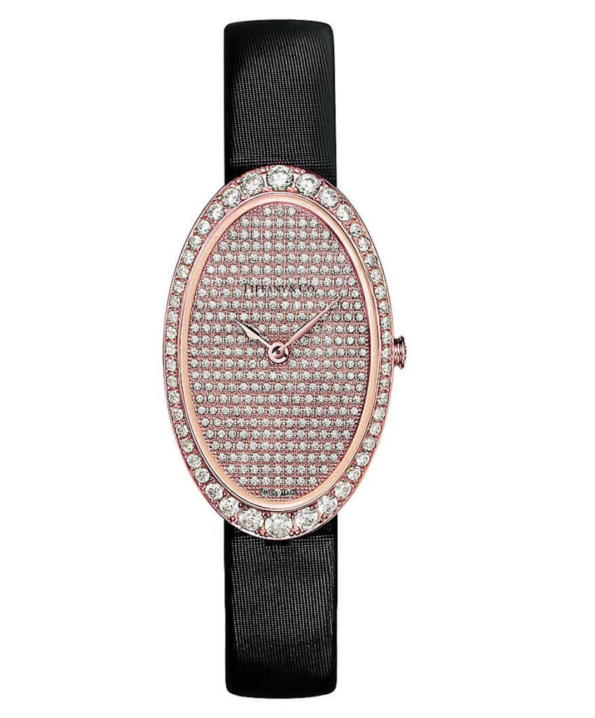 Tiffany Cocktail, Tiffany Dress Watch, Diamond Watch