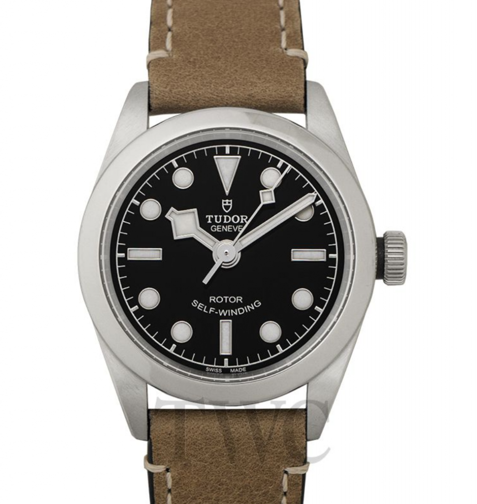 Tudor Heritage Black Bay, Best Leather Watches for Women, Ladies Leather Watch