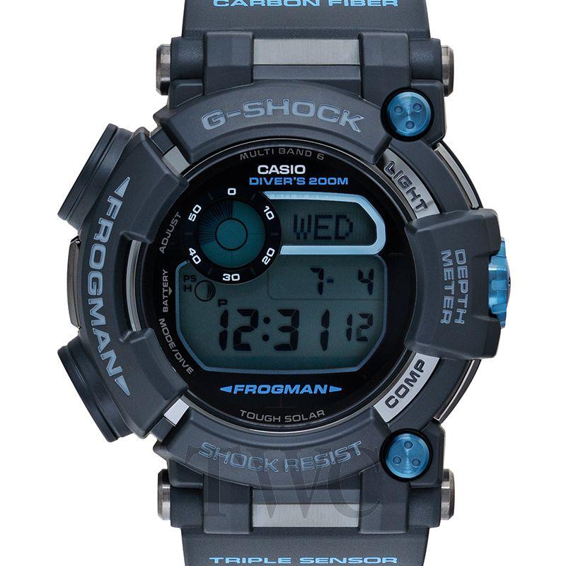 Casio G-Shock Frogman, dive watches