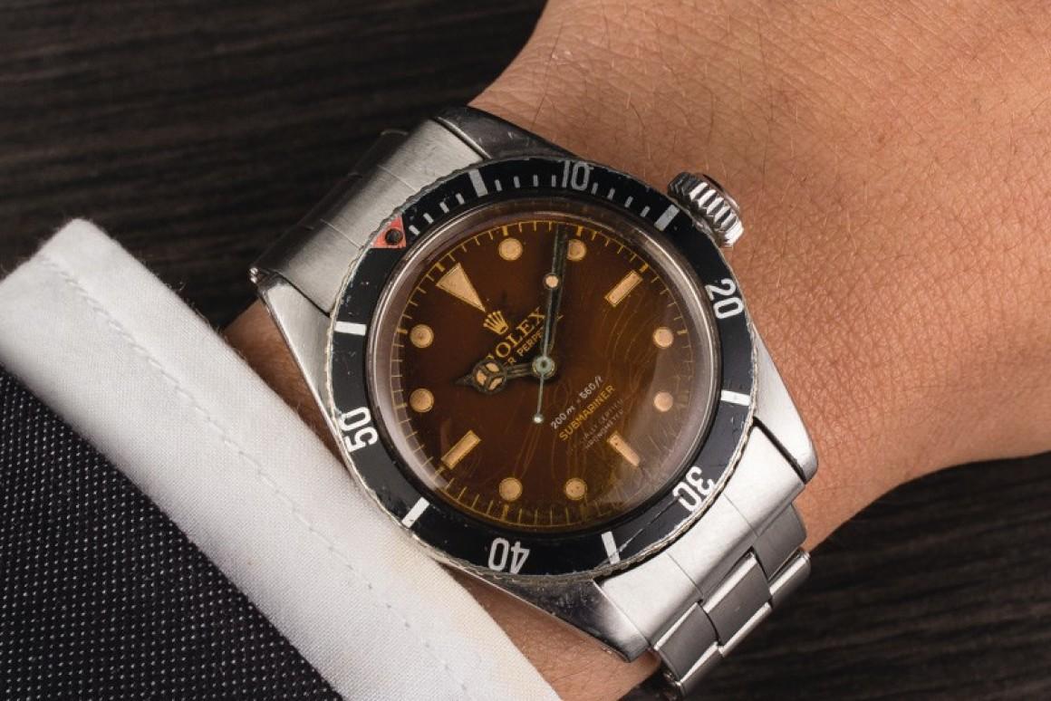 Rolex Submariner Ref. 6538, James Bond Watches