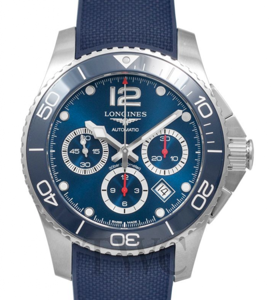 Longines Hydroconquest, Dive Watches