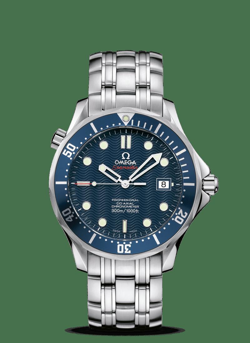 Omega Seamaster Professional 300m, James Bond Watches