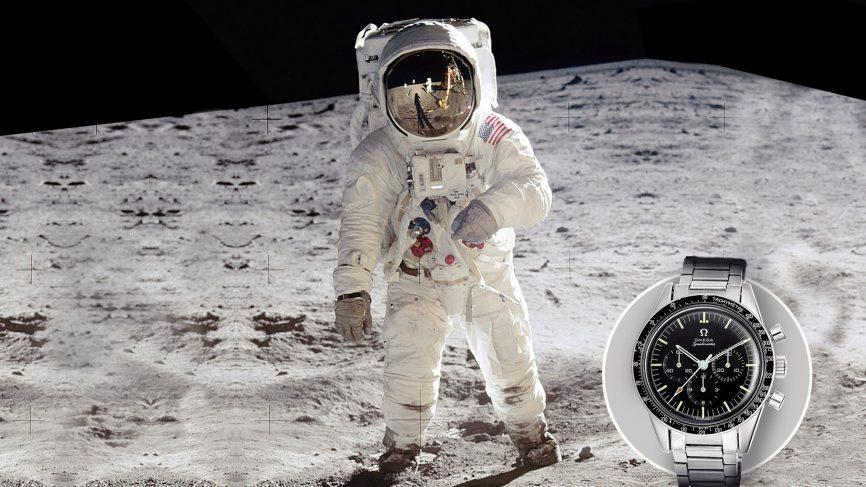 Omega Speedmaster, Moonwatch, NASA
