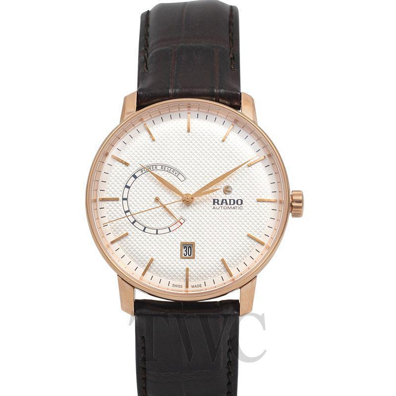 Rado Coupole, Leather Watch, Automatic Watch, Swiss Watch, Date Display