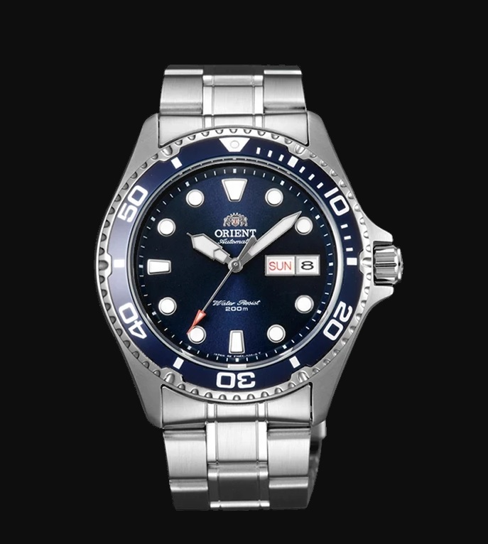 Orient Ray II, dive watches