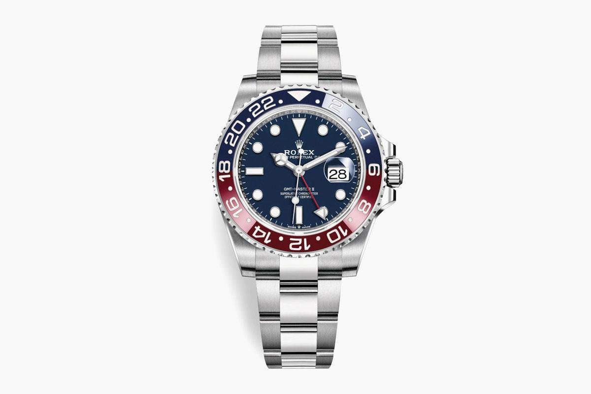 Rolex GMT Pepsi, James Bond Watches