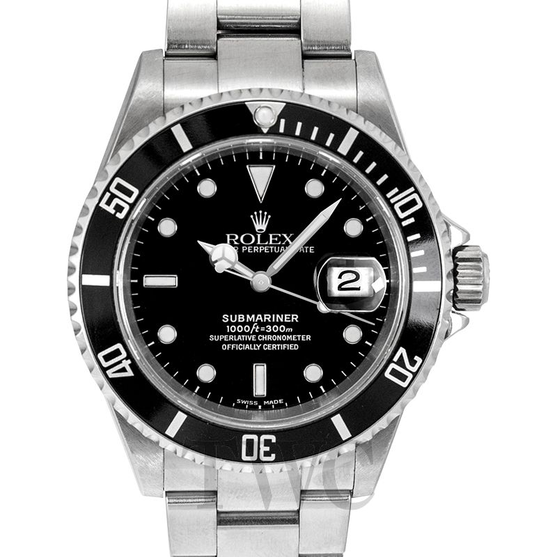 Rolex Submariner, dive watches