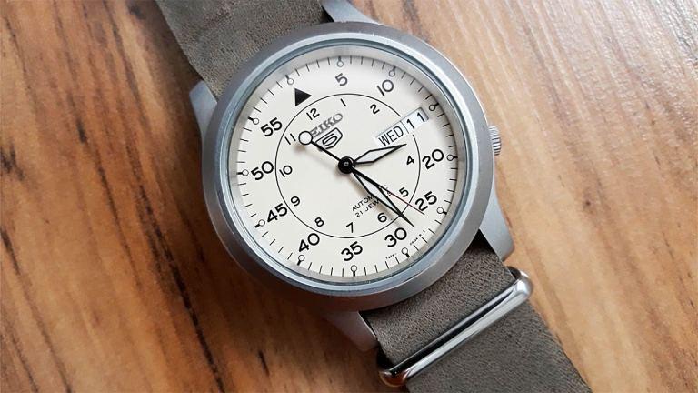 Seiko 5 SNK, Field Watch, Watch Collection