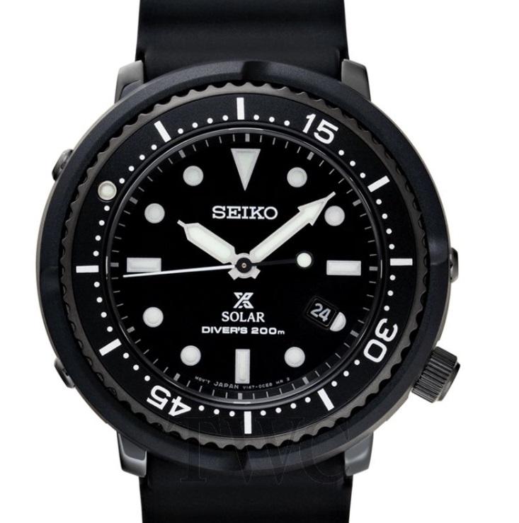 Seiko Tuna, dive watches