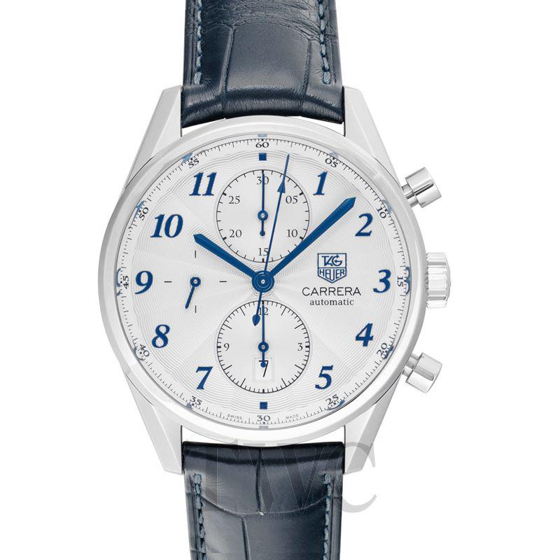 TAG Heuer Carrera, White Watch Face, Automatic Watch, Swiss Watch, Luxury Watches For Men
