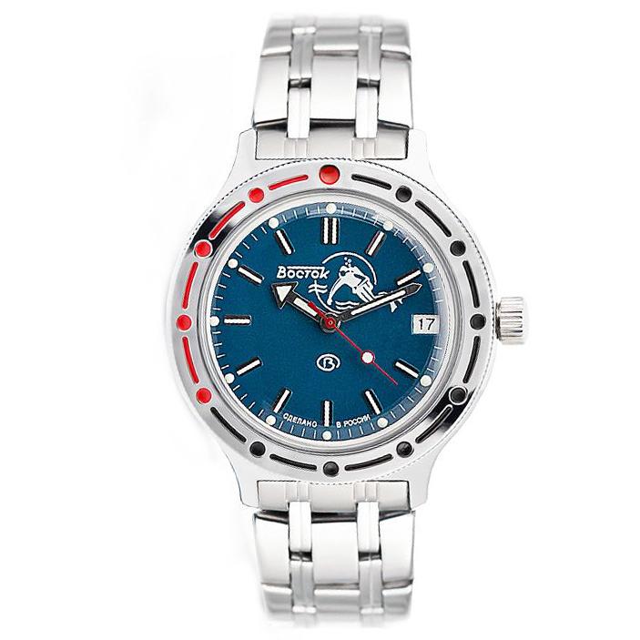 Vostok Amphibia, dive watches