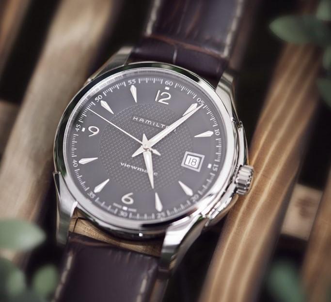 Hamilton Jazzmaster, Dress Watch, Analogue Watch, Wristwatch, Luxury Watch