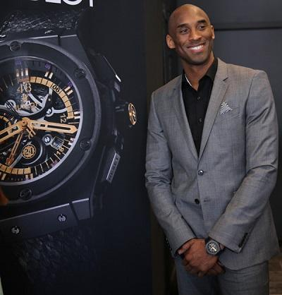 Kobe Bryant Hublot, Kobe Bryant Watches
