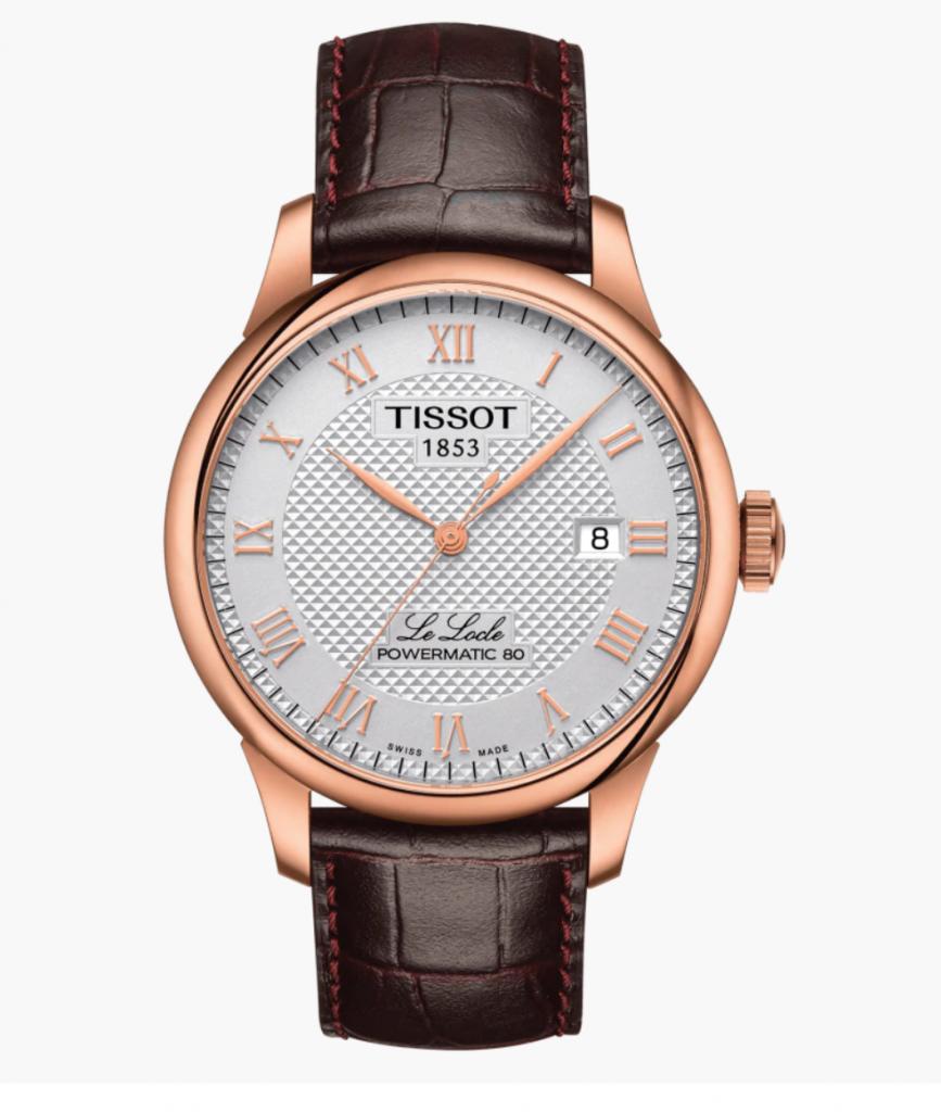 Tissot Le Locle Powermatic 80, Dress Watch