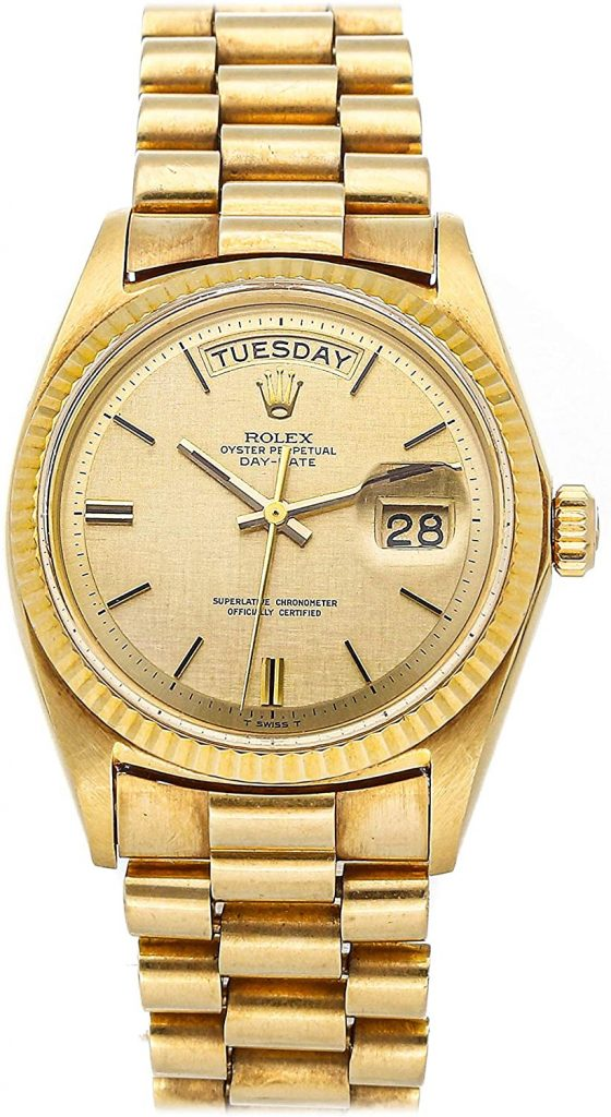 Rolex Day Date 1803, Rolex Day Date, Gold Watch, Luxury Watch, Swiss Watch