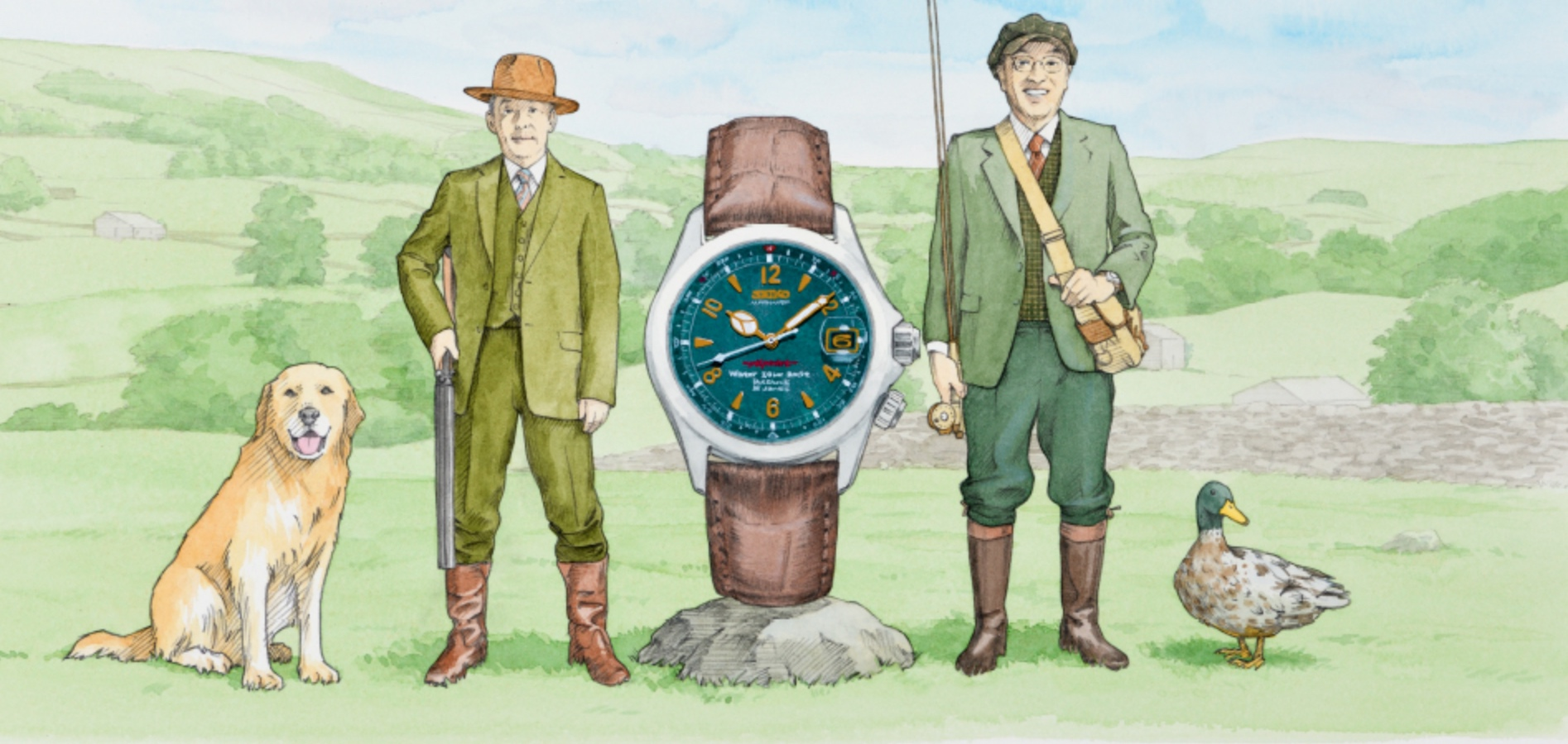 Seiko Alpinist, History of the Seiko Alpinist