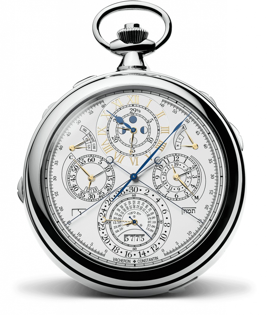 Vacheron Constantin Reference 57260, Watch Complications