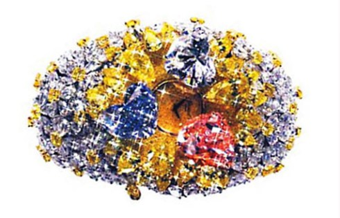 Chopard 201-Carat Watch, Most Expensive Watches