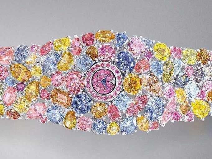 Graff Diamonds Hallucination, Most Expensive Watches