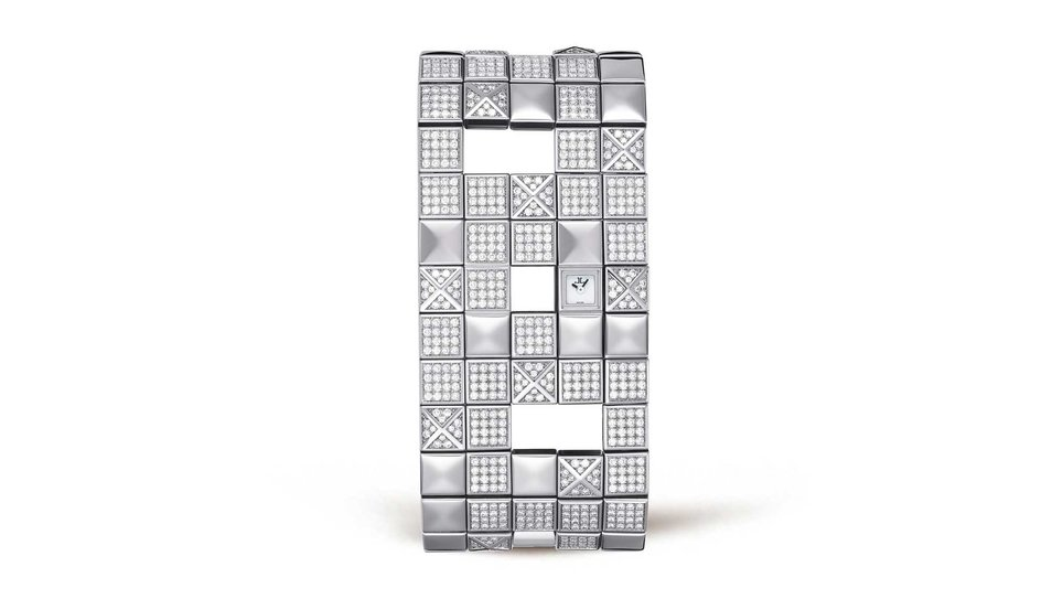 Jaeger-LeCoultre Joaillerie 101 Manchette, Most Expensive Watches
