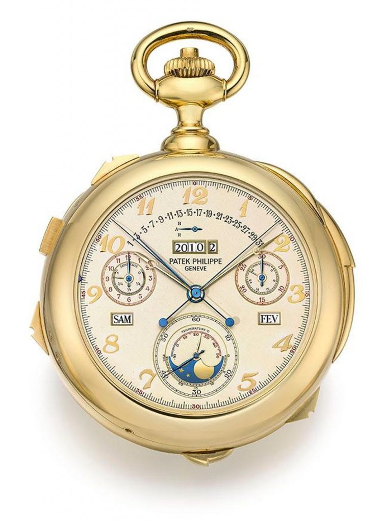 Patek Philippe Calibre 89, Most Expensive Watches