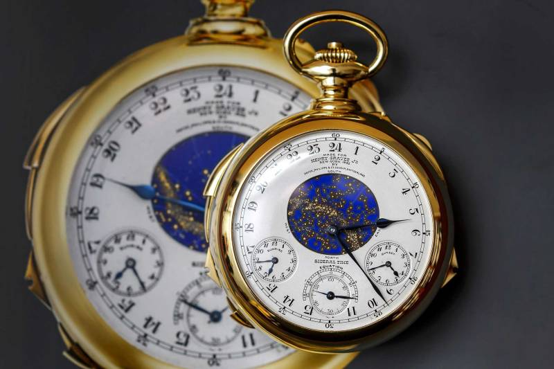 Patek Philippe Henry Graves Supercomplication, Most Expensive Watches