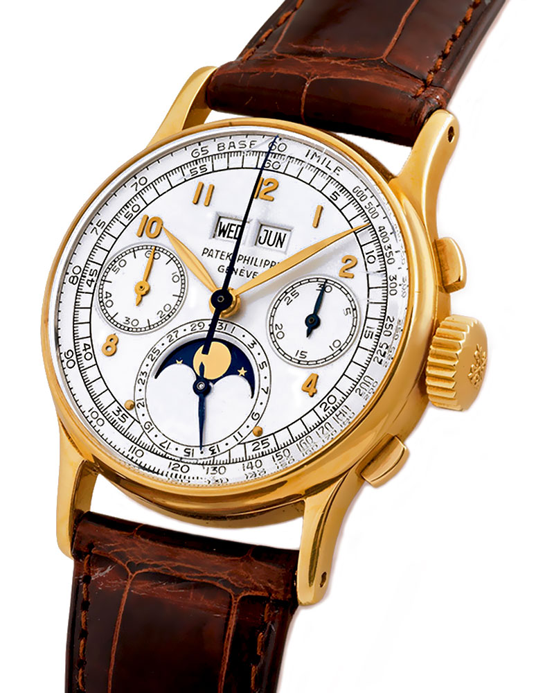 Patek Philippe Ref. 1527, Most Expensive Watches