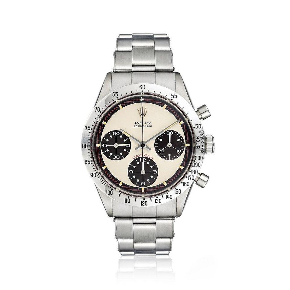 Paul Newman Rolex Daytona, Most Expensive Watches