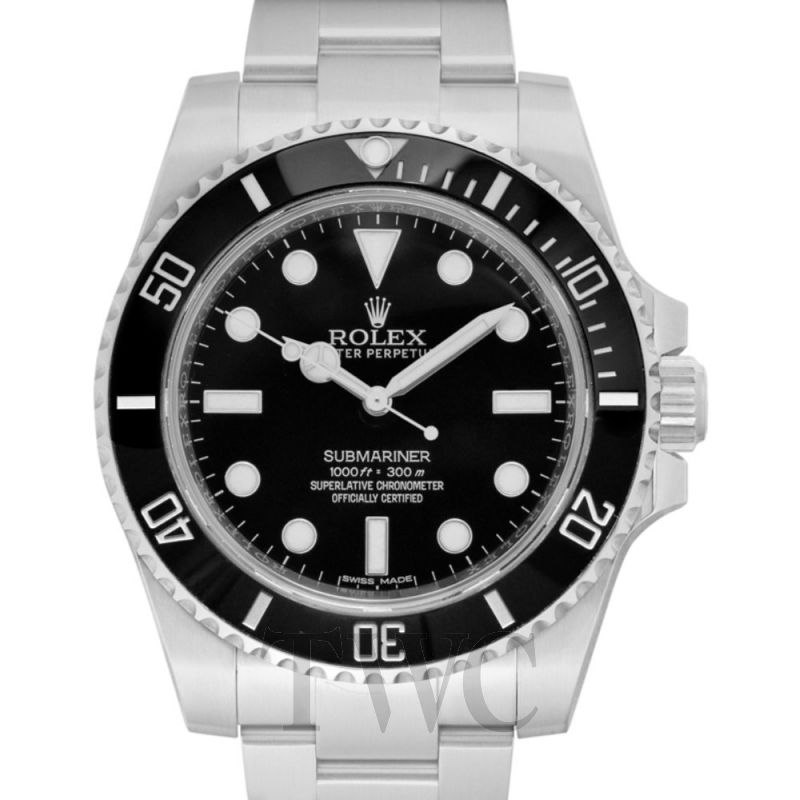 Rolex Submariner Ref. 114060, Rolex Submariner