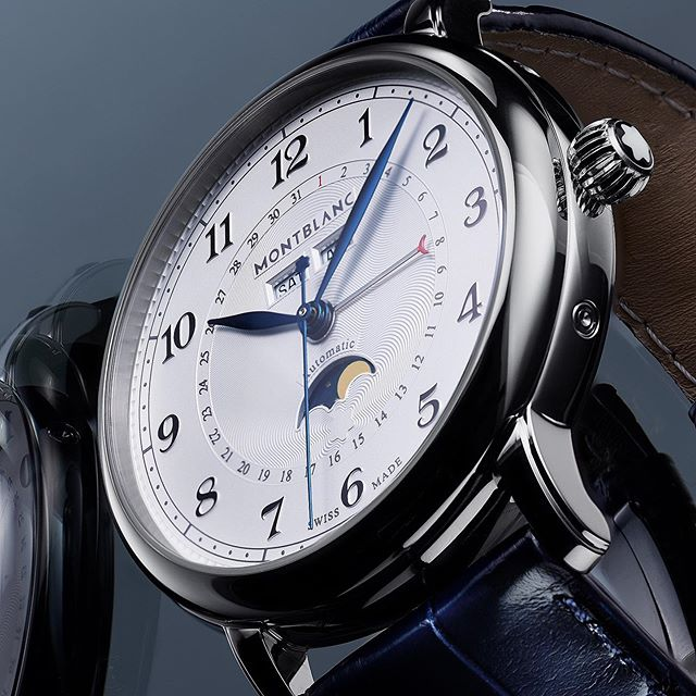 Montblanc Moonphase Automatic Watch, Montblanc Watches