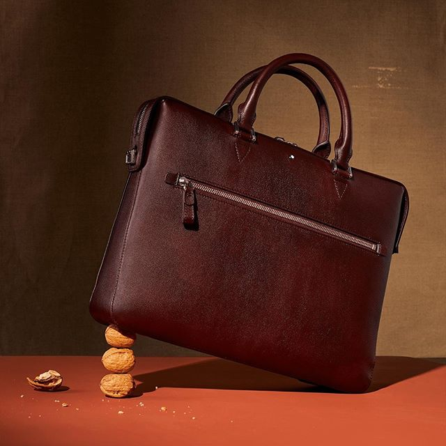 Montblanc Leather Goods, Montblanc Watches History
