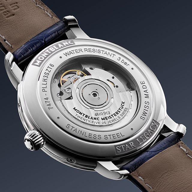 Montblanc Meisterstück, Montblanc Watches