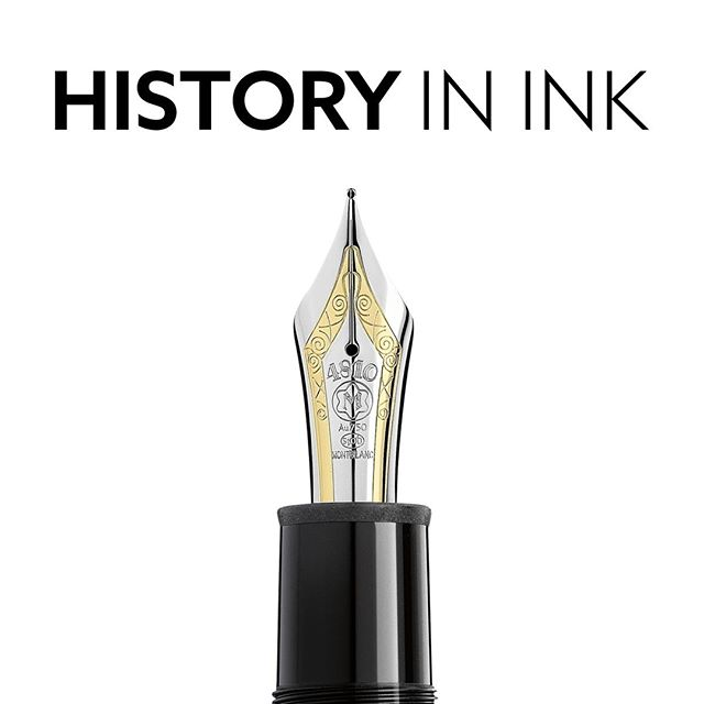 Montblanc Fountain Pen, Montblanc Watches History