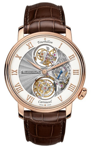Blancpain Tourbillon Carrousel, Tourbillon Watches