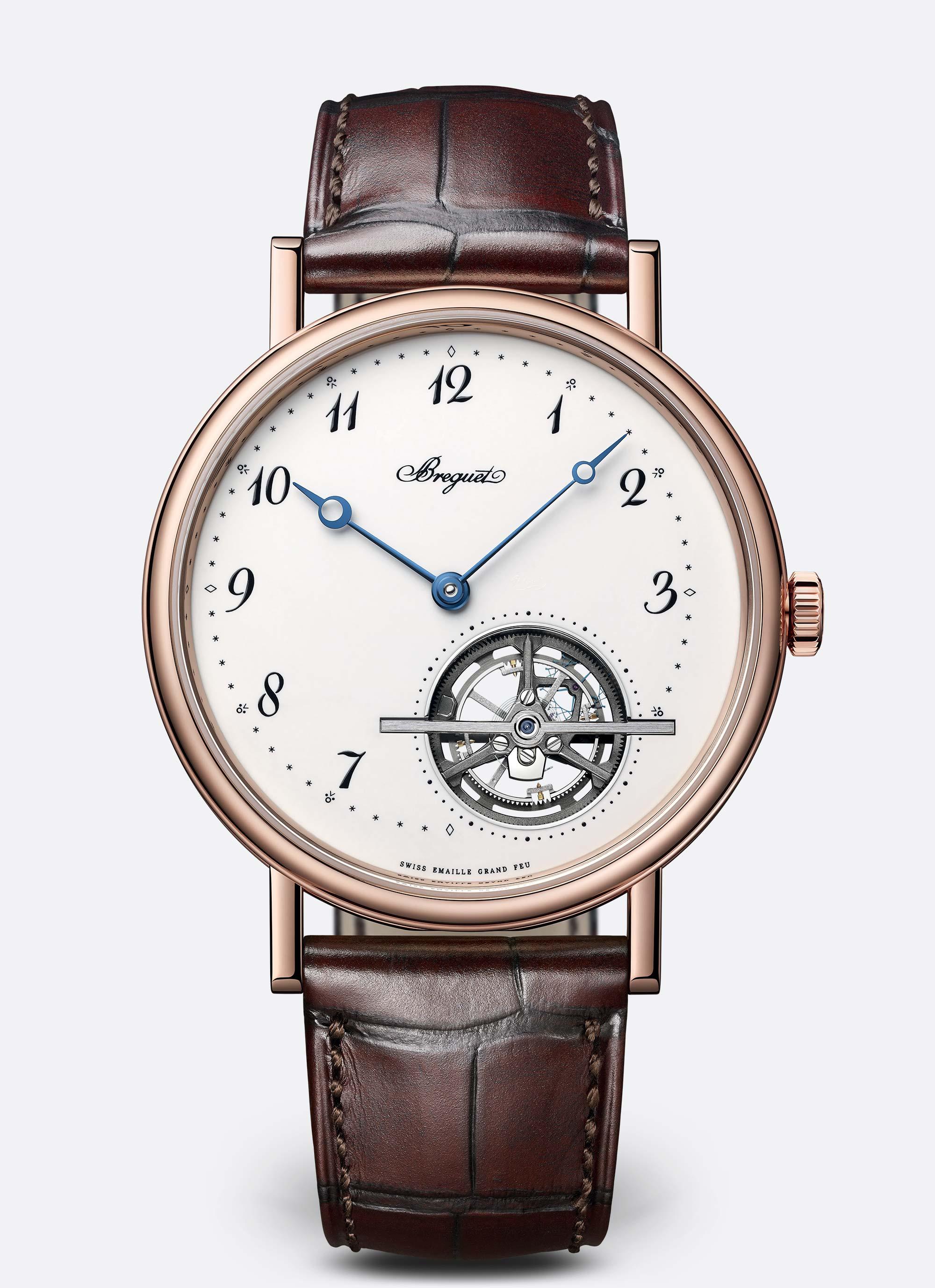 Breguet Classique Tourbillon Extra-Plat 5367, Tourbillon Watches